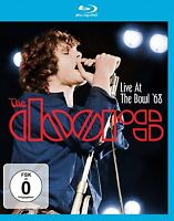 THE DOORS - LIVE AT THE BOWL '68  BLU-RAY  CLASSIC ROCK & POP CONCERT  NEW+
