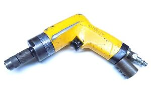 Nice Atlas Copco Drill with Boeing Quick Chuck Aircraft Tool  6000 RPM's