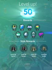 Pokemon XP Farm Go I Will Take You To Level 50! READ DESCRIPTION