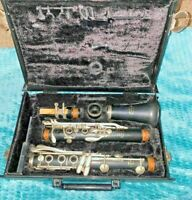 VINTAGE VITO RESO-TONE 3 STUDENT CLARINET WITH HARD CASE A18375