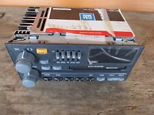NOS 1985-93 Pontiac Firebird Trans Am GTA Fiero Delco GM AM FM Cassette EQ Radio