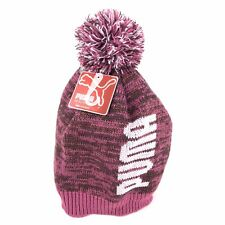 4bc88da5585 PUMA Evercat Shimmer Pom Beanie Pink   Purple With Tags One Size 25