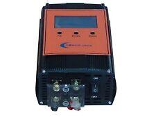 "2400w smart solar controller DC12V/24V, MPPT,100AMP, solar panel/3.5""LCD-1"