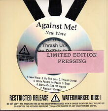 against me! i limited edition cd