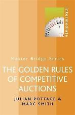 FINE The Golden Rules of Competitive Auctions (MASTER BRIDGE), Smith, Marc, Pott
