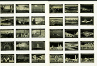 US Labels 1939 Golden Gate Lot of 30x Different Views