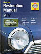 Mini Restoration Manual (Haynes Resto Series)-Lindsay Porter
