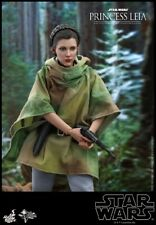 Hot Toys MMS549 1/6 Star Wars Return of the Jedi Princess Leia Organa Figure