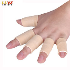 Luniquz Finger Sleeves, Thumb Splint Brace for Finger Support, Relieve Pain f...
