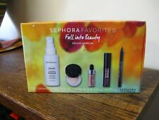 New! Sephora Favorites FALL INTO BEAUTY  Deluxe Sampler  5 items (2739)