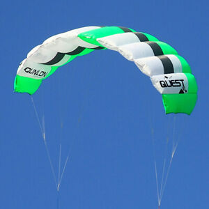 2㎡ Dual Line Stunt Kite for Outdoor Sports Beach Surfing Power Kite Flying Tools