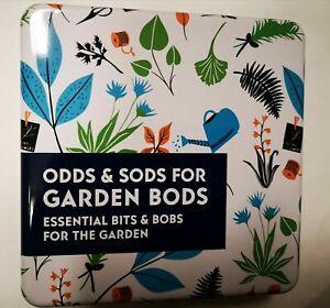 Odds & Sods for Garden Bods in a Tin