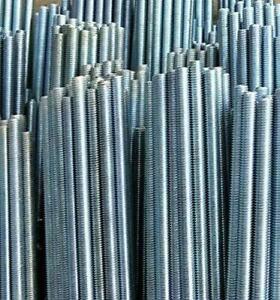 THREADED ROD BAR BRIGHT ZINC PLATED STEEL M6 M8 M10 - 5 X 3M LENGTHS - 15M TOTAL