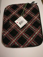 Vera Bradley Tablet Sleeve Minsk  plaid  IPAD fit exact Item MSRP $34