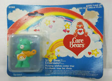 Vintage 1984 Kenner Care Bears Wish Bear Minature New In Package