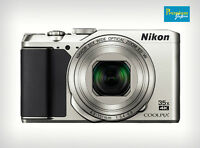 Nikon COOLPIX A900 Wi-Fi 20MP 4K Digital Camera Japan Model New -Black or Silver