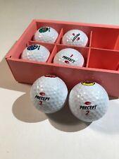 Looney Tunes Logo (6) Golf Balls with Box,Precept brand