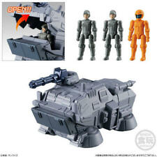 Mobile Suit Gundam Micro Wars Hover Truck Character Candy Toy Mini Figure Vol.2