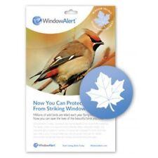 Window Alert 4 Maple Leaf Decals Protect Wild Birds