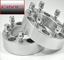 4 Pc GMC YUKON 6 LUG WHEEL SPACERS 2.00 Inch With Lugs # 6550E1415-4