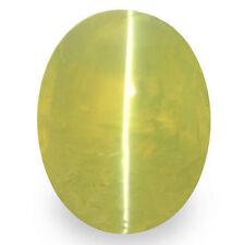 India Oval Loose Chrysoberyl Gemstones