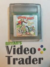 Extreme Sports Berenstain Bears Game Boy Color GBC GBA GameBoy Cart Only Game