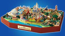 OFFER OK! Disney parade Diorama SET Disneyland Miniature model SET NEW MickeyFS