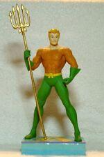 """Jim Shore Dc Comics Aquaman """"King Of The Seven Seas"""" 8.5"""" Figure #6003026 Mnib"""