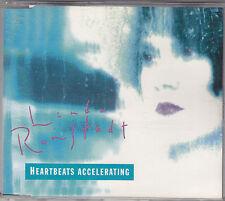 LINDA RONSTADT - heartbeats accelerating CD single