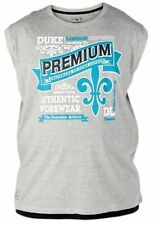 Duke 's Crew Neck Big & Tall T-Shirts for Men