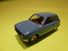SOLIDO 1:43 CITROEN LN - BLUE - RARE SELTEN - GOOD CONDITION