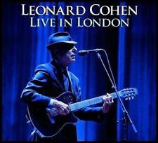 Leonard Cohen Rock Music CDs and DVDs