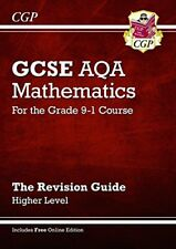 New GCSE Maths AQA Revision Guide: Higher - for the Grade 9-1 Course (with On.