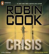 Crisis by Robin Cook (2007, CD, Unabridged)