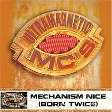 Mechanism Nice / Nottz [Audio CD] Ultramagnetic Mc's