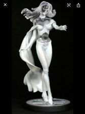 X-men Emma Frost White Queen Clear Version No 196 Of 1000
