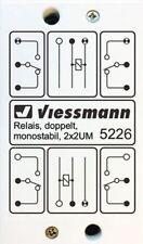 """SH Viessmann 5226 """"Relais, monostabil, 2 x 2UM,  positiver Schaltimpuls"""""""
