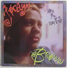 "JOCELYN BROWN One From The Heart LP Album 33rpm 12"" Vinyl VG"