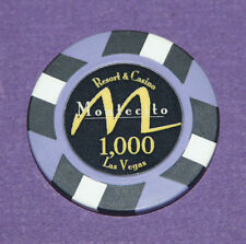 Las Vegas TV Show Prop ~ One Montecito $1,000 Casino Chip