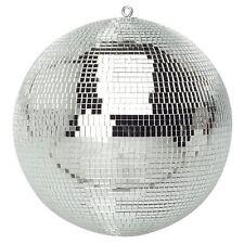 300mm De Plata Brillante Fiesta Disco Bola de espejo Club Dj Nuevo-Ideal Para Dormitorio