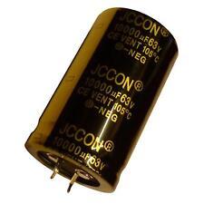 10000uF 63V Electrolytic Capacitor Rubycon 105C