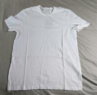 Everlane Men's Short Sleeve Organic Crewneck T-Shirt SV3 White Medium NWT