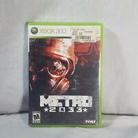 Complete Xbox 360 Metro 2033 TESTED & GUARANTEED!