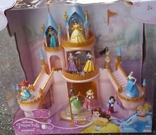Disney Princesses Lighted Staircase Castle - Nib