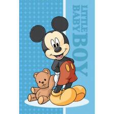 Disney Mickey Maus Gesichtstuch, Handtuch Größe ca. 60x40cm