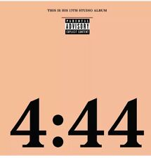 4:44 by Jay-Z New and Sealed CD Explicit Lyrics - Free Shipping (Roc Nation)