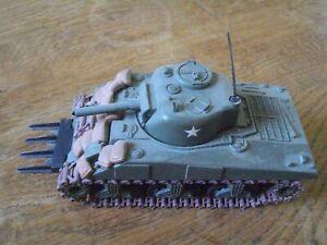 char solido  sherman M4 A3 débarquement 44