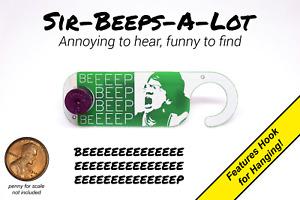 Annoying Beeping Office Prank Joke Noise Maker Annoy-A-Tron Cricket Political