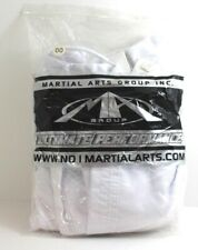 Martial Arts Karate Outfit Size 00 White New in Bag