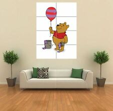 WINNIE THE POOH COON HUGE NEW GIANT LARGE ART PRINT POSTER PICTURE WALL G951